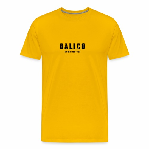 Galico New Logo Design - Men's Premium T-Shirt