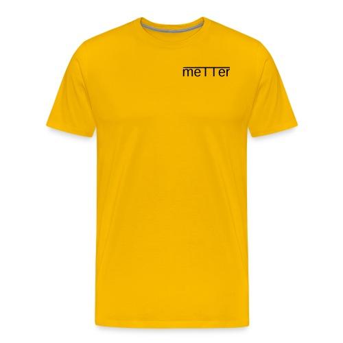 metter - Men's Premium T-Shirt