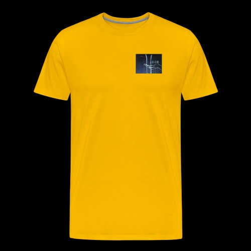 Out of Breath company - Men's Premium T-Shirt