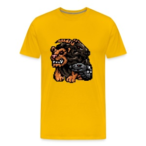 RICH DESIGN POOR - Men's Premium T-Shirt