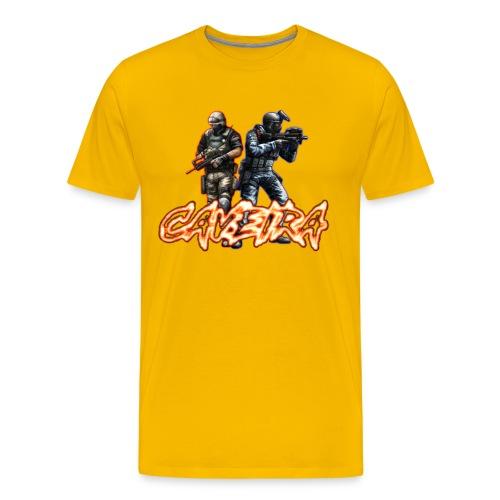 CF CAVEIRA STYLE - Men's Premium T-Shirt