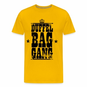 DuffelBagGang Promo T Shirts - Men's Premium T-Shirt