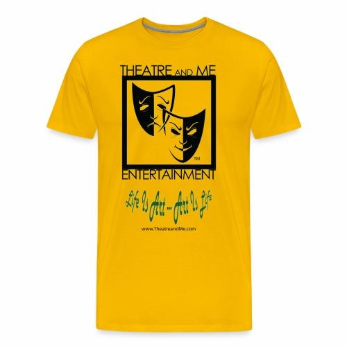 Theatre and Me - Men's Premium T-Shirt