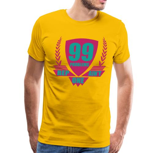NBA2K Road to 99 Problems - Men's Premium T-Shirt
