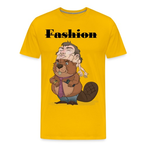 Fuck animal fashion 2 - Men's Premium T-Shirt
