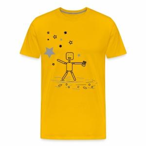 CHASiN STARZ - Men's Premium T-Shirt