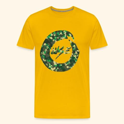 OWSE Camo - Men's Premium T-Shirt