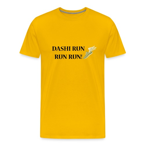 Dashi Run Run Run - Men's Premium T-Shirt