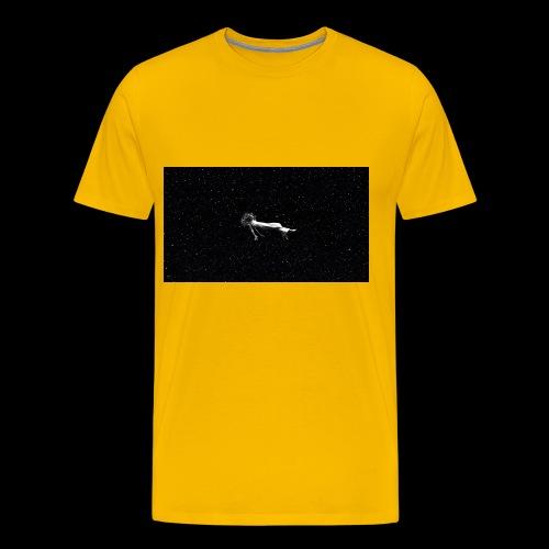 lost in space - Men's Premium T-Shirt