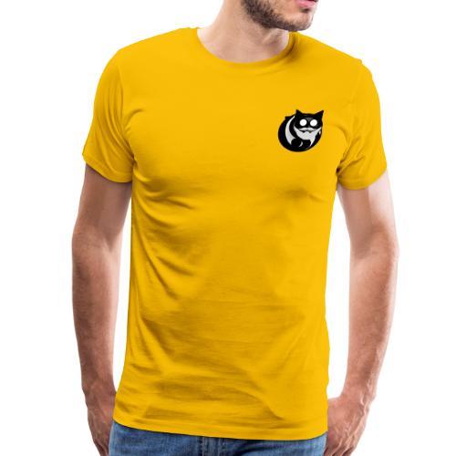 Freud Cat - Men's Premium T-Shirt