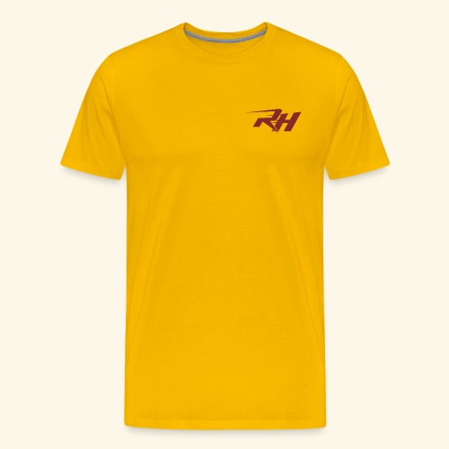 Refaat Haider - Men's Premium T-Shirt