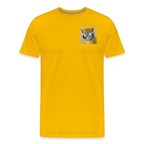 RocketPants 01 - Men's Premium T-Shirt