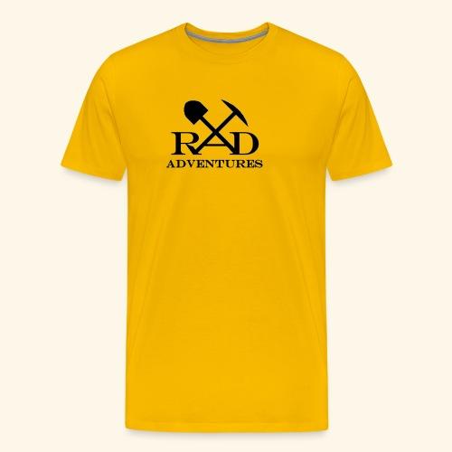 RAD Adventures - Men's Premium T-Shirt
