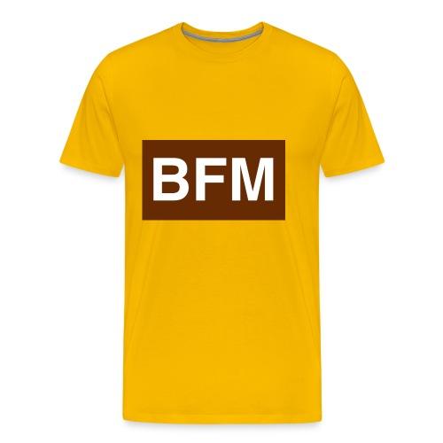 BFM embracing our culture - Men's Premium T-Shirt