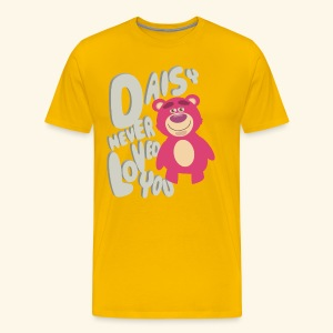 Daisy never loved you - Men's Premium T-Shirt