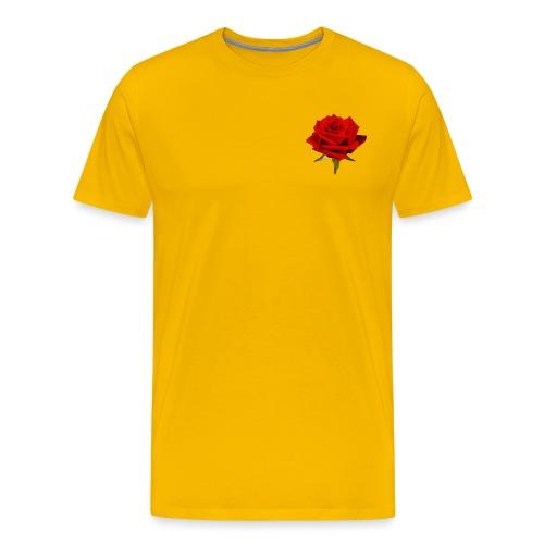 Rose For My Sweet - Men's Premium T-Shirt