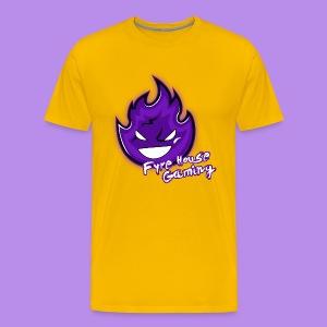 FyreHouseGaming - Men's Premium T-Shirt