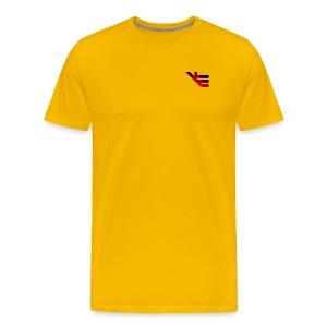 VElogo19 - Men's Premium T-Shirt