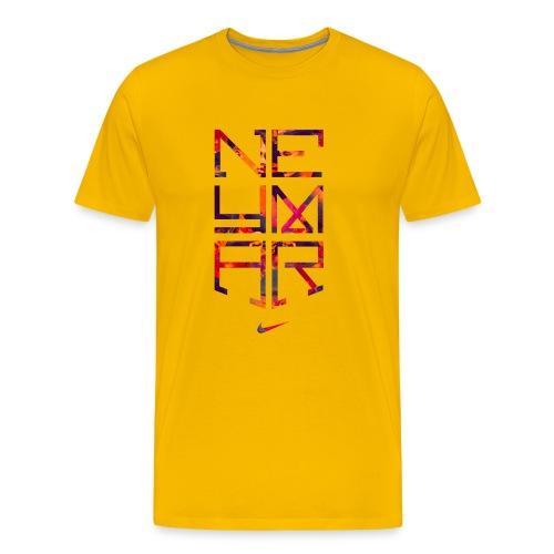 neymar - Men's Premium T-Shirt