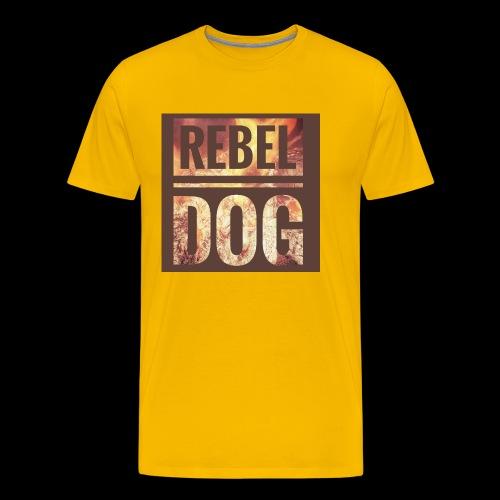 Dog Burner - Men's Premium T-Shirt