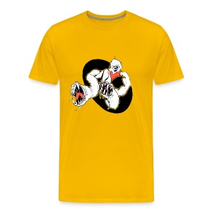 Monster Arms! - Men's Premium T-Shirt
