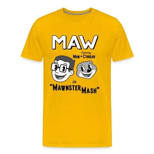 Mawnster Mash - Men's Premium T-Shirt