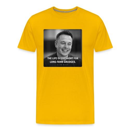 Elon Musk - Men's Premium T-Shirt