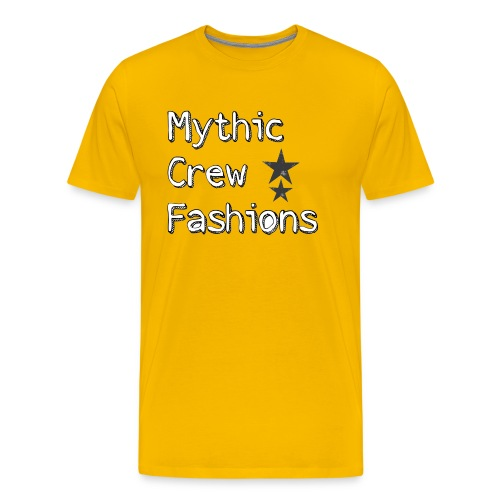 Mythic Crew Fashions LIMITED GRAND OPENING EDITION - Men's Premium T-Shirt
