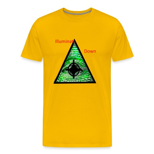 illuminati Confirmed - Men's Premium T-Shirt
