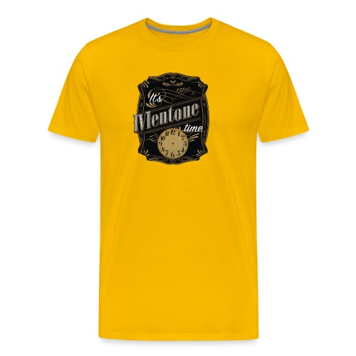 It's Mentone Time - Men's Premium T-Shirt