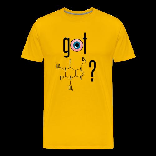 Got Caffeine? - Men's Premium T-Shirt
