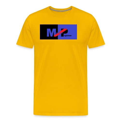 Mystical Logo - Men's Premium T-Shirt
