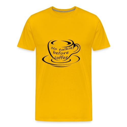 coffee22 - Men's Premium T-Shirt