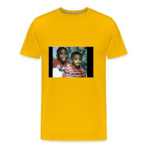 They Baby Photo - Men's Premium T-Shirt