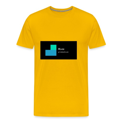 Alex production - Men's Premium T-Shirt