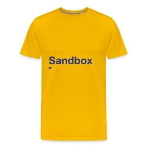 sandbox merch - Men's Premium T-Shirt