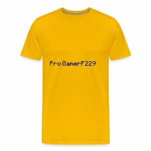 Pro GamerF229 (MC) - Men's Premium T-Shirt