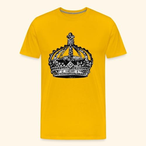 Movember 116 - T-shirt premium pour hommes