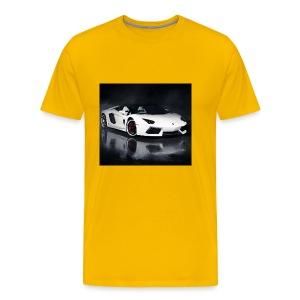 wallpaper14527313357b7ff1 - Men's Premium T-Shirt