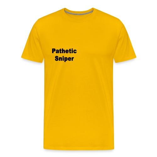 PatheticSniper Sweater - Men's Premium T-Shirt