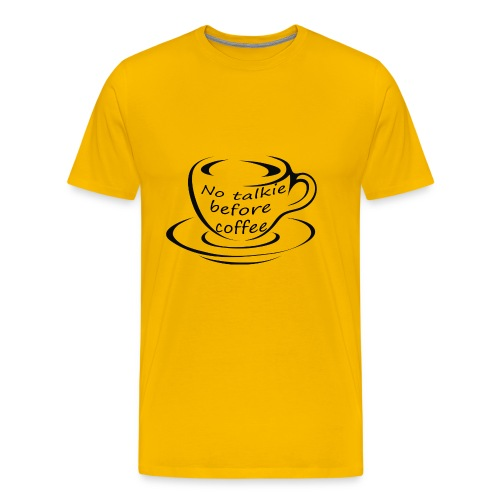 coffee22 - Men's Premium T-Shirt