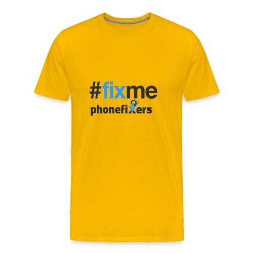 Fix Me - Men's Premium T-Shirt