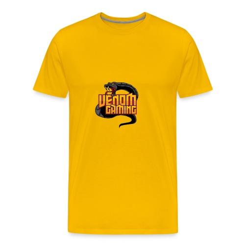 Letterman Jacket - Men's Premium T-Shirt