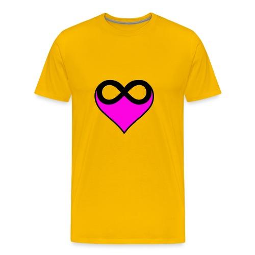 Love Forever T-Shirt - Men's Premium T-Shirt