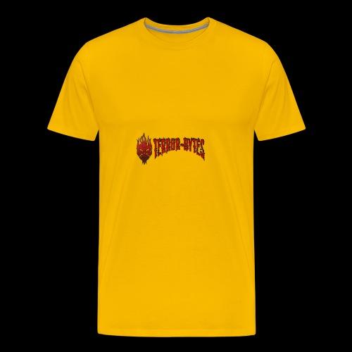 Terror-Bytes Fire Demo - Men's Premium T-Shirt