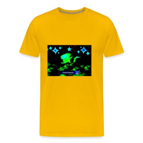 Take off to the stars - Men's Premium T-Shirt