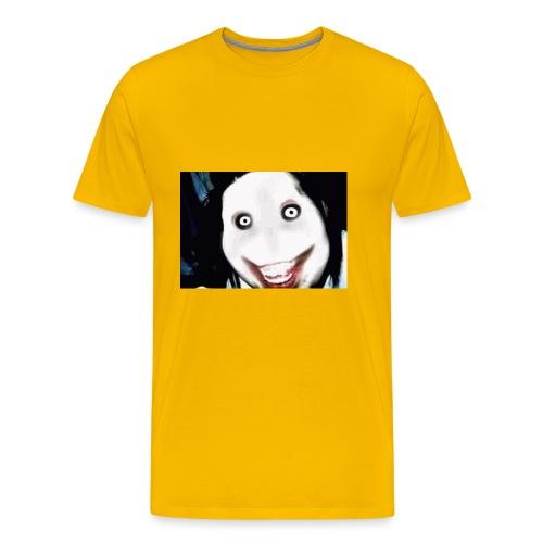 Jeff the Killer - Men's Premium T-Shirt