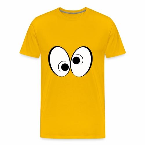 Eye Design 1 - Men's Premium T-Shirt
