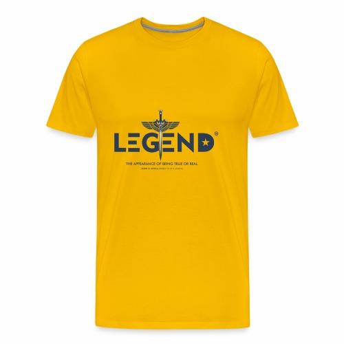 Legend - Healthy Outfit - Men's Premium T-Shirt
