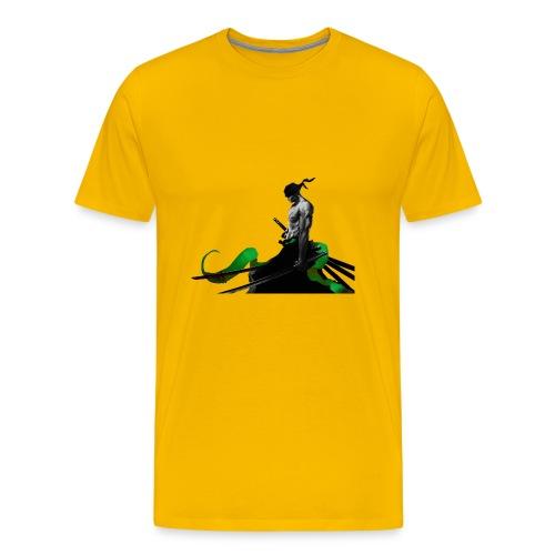 Roronoa Zoro - Men's Premium T-Shirt